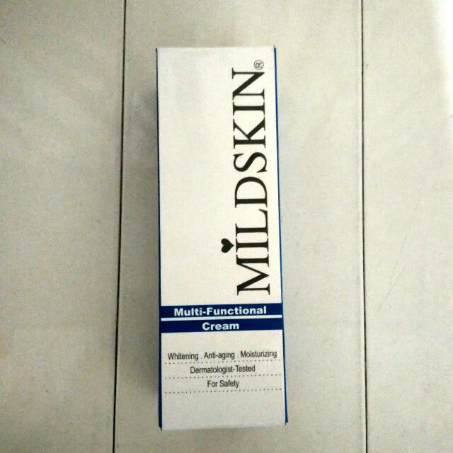 MILDSKIN極緻美白淡斑乳霜