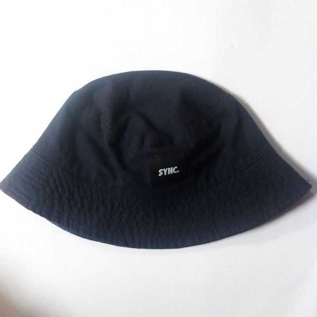 Navy Blue Bucket Hat
