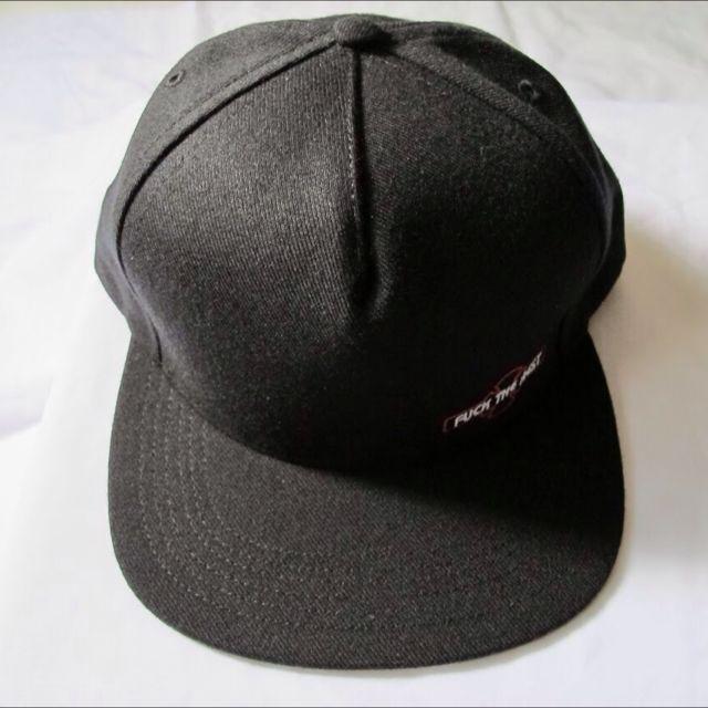 Supreme Independent - Logo 5 Panel Cap (Black) 69a980425f