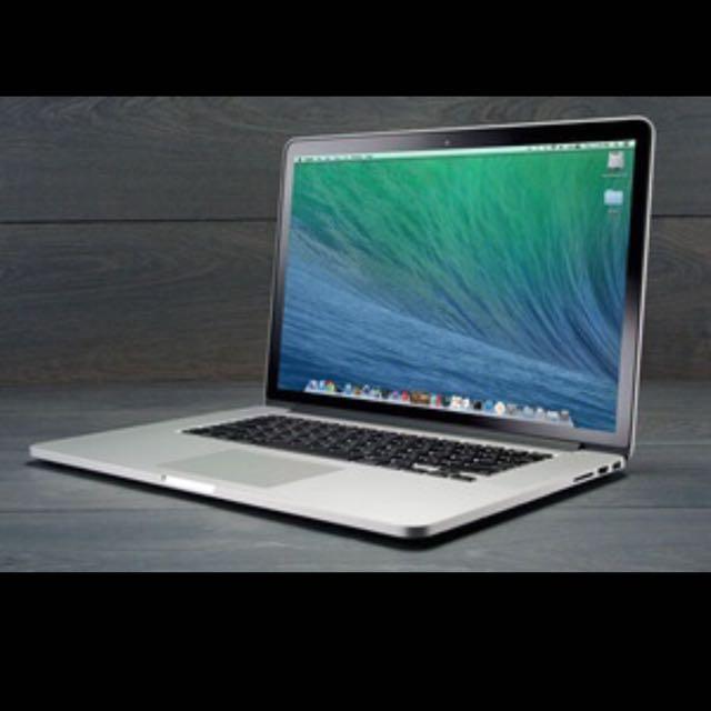 Want to Buy Macbook Pro Retina