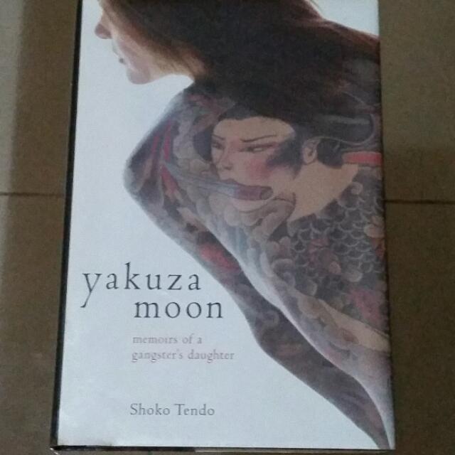 Yakuza Moon, memoirs of a gangster's daughter
