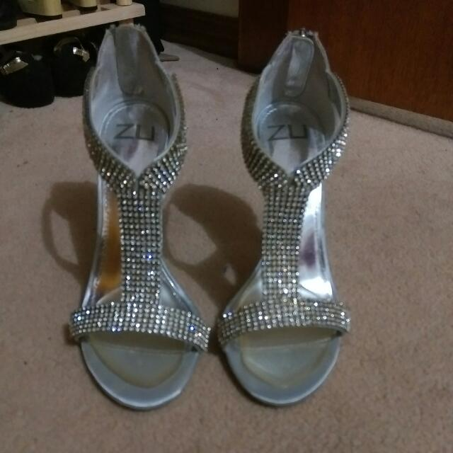 Zu Diamante Heels