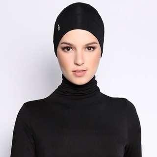 Duckscarves Tie Back Inner in Black