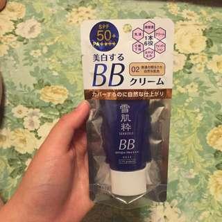 💁🏻日本7-11限定雪肌粹BB霜