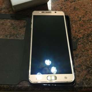 Samsung Note 5 32G Duos 雙卡 金 洽中