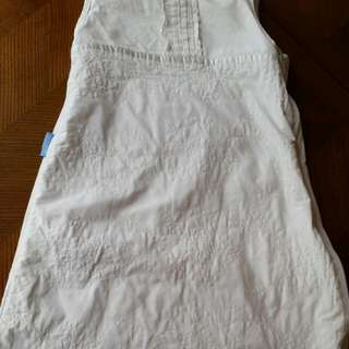 White Lace Grobag