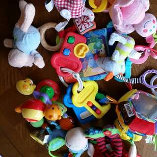 Baby Toys And Play Mat/frame