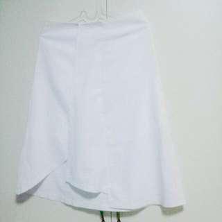 White Midi Skirts