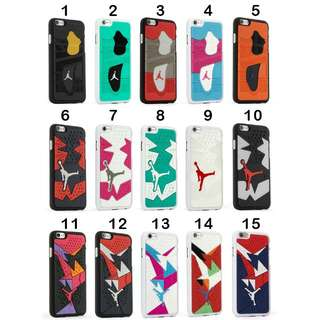 [14號現貨$200]JORDAN 喬丹 NBA 手機殼|iPhone| 4代、6代、7代