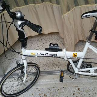Stepdragon Folding Bike
