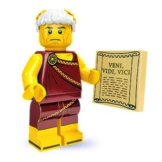 Lego Series 9 Roman Emperor