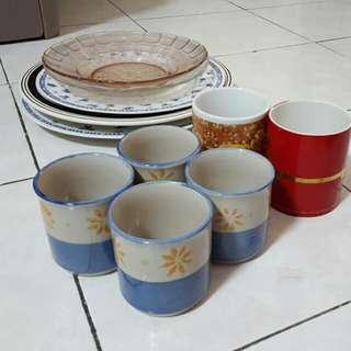 Loose dining set