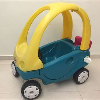 Little Tikes Classic Coupe