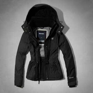 (售出待匯款)A&F 風衣 外套 af 風衣 外套