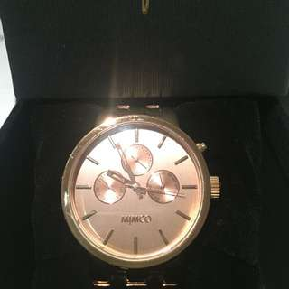 Mimco Timepiece Rose Gold New Collection