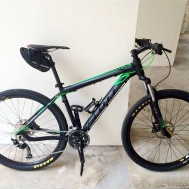84a45a1772e 2016 Scott Aspect 770 upgraded mountain bike, Sports on Carousell