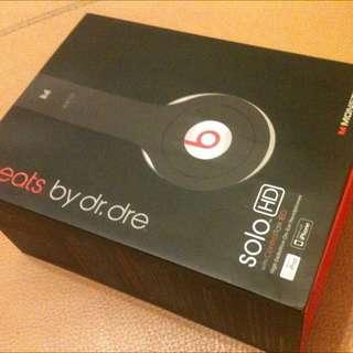Beats耳機