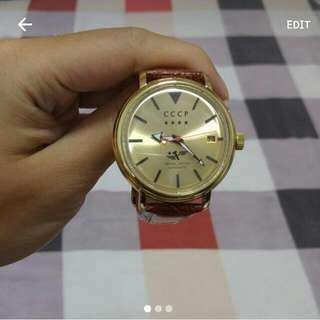 (Reserved) CCCP Limited Edition Heritage Watch - Automatic