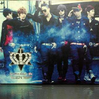 (IMPORTED DIRECTLY FROM KOREA) TEENTOP 2nd Mini Album