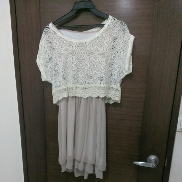 2件式洋裝(全新)