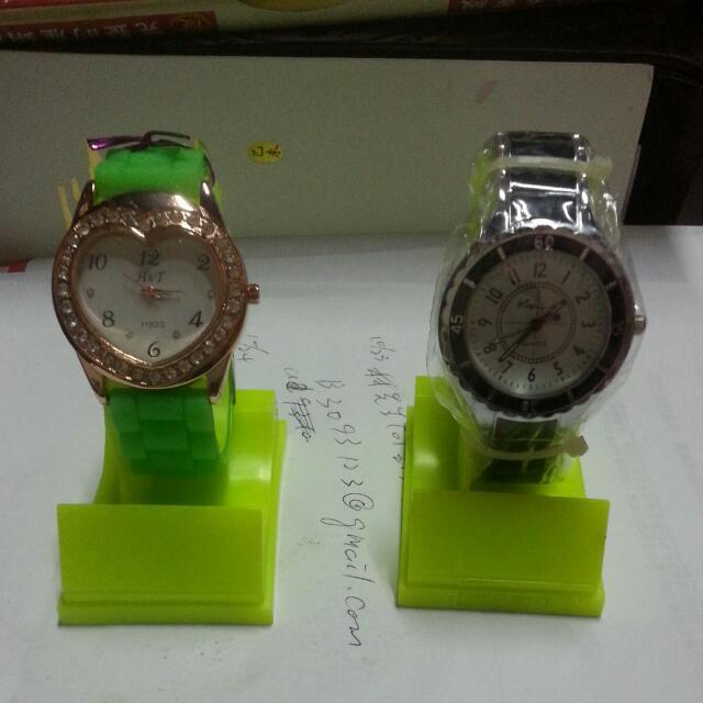 兩款精美手錶