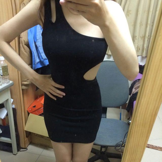 夜店小洋裝