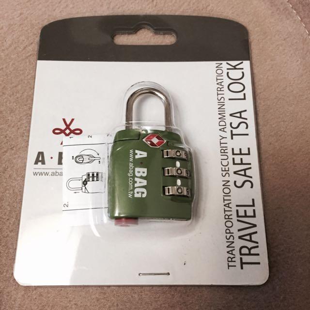 海關密碼鎖