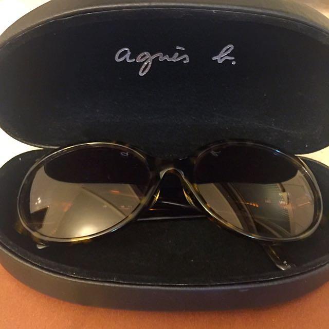 agnes b太陽眼鏡