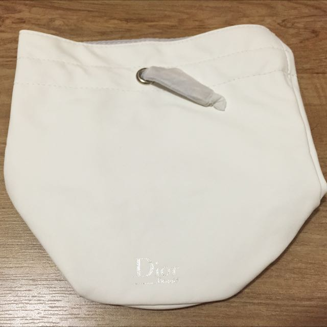 Dior迪奧小水桶化妝包