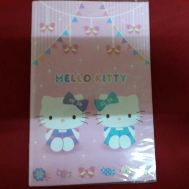 HELLO KITTY交換日記本