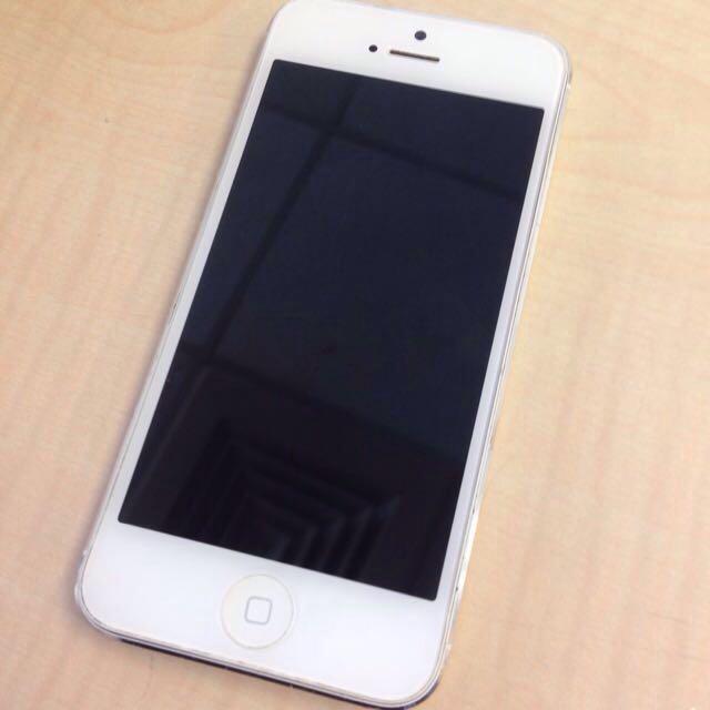iPhone5 16g(保留)