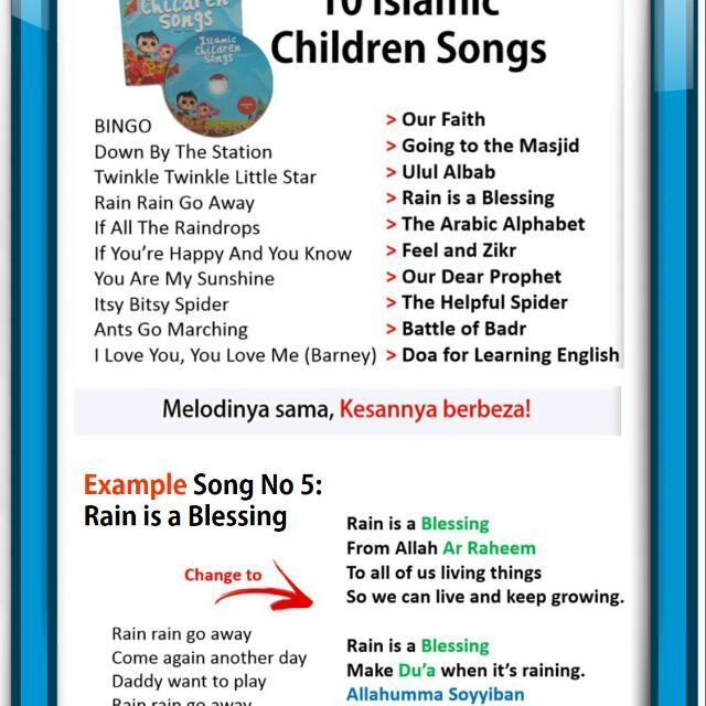 Islamic Children Songs