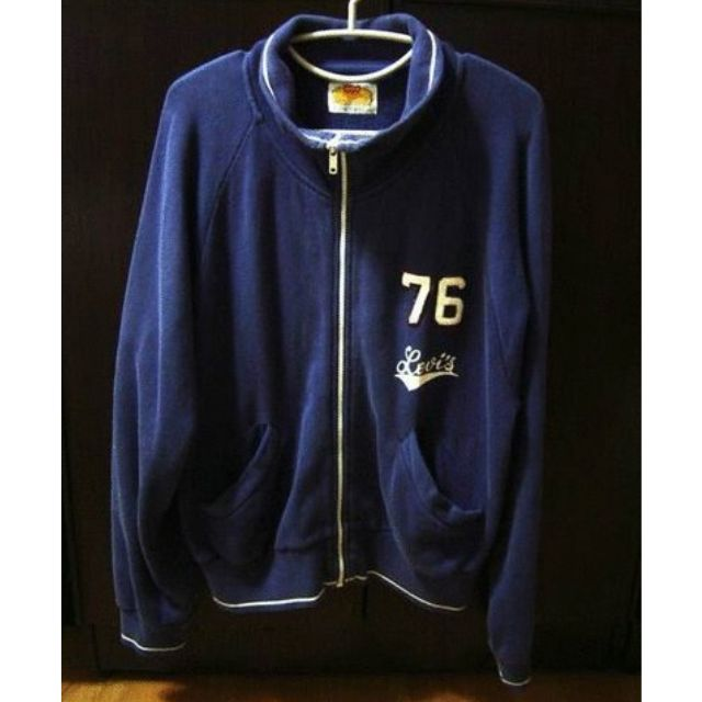 Levi's 復古76系列棒球足球外套
