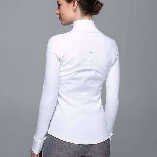 LULULEMON DEFINE JACKET US SIZE 10 RRP $129