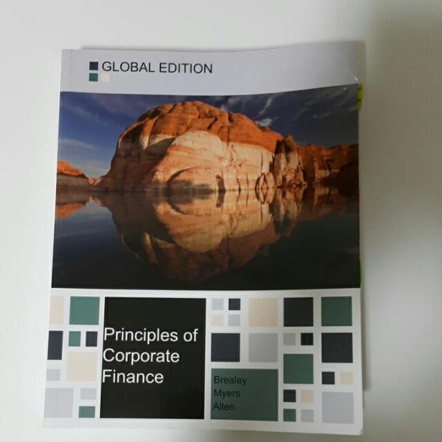 Principles Of Corporate Finance Eleventh Global Edition