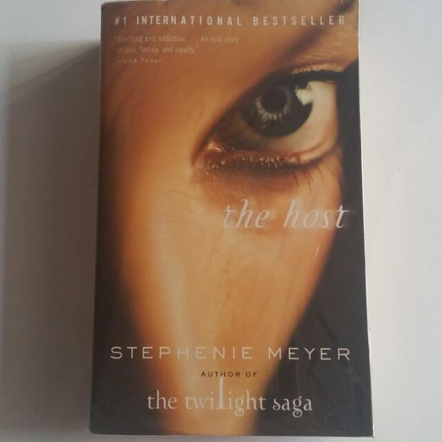 The Host by Stephanie Mayer