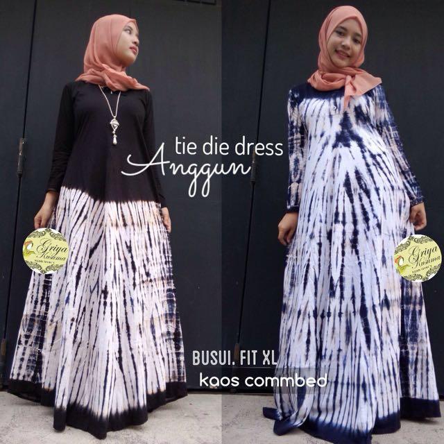 Tie Die Dress Anggun