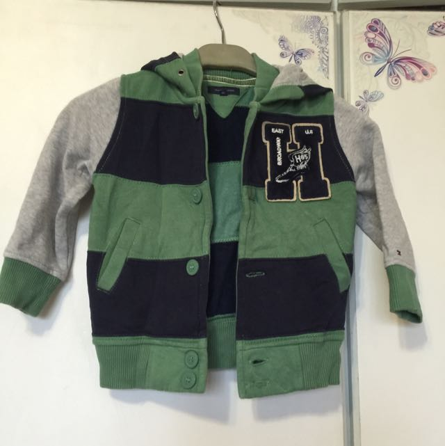 Tommy小兒外套