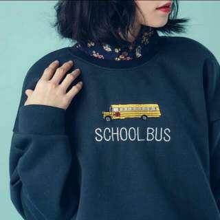 求) 🚌planet 學校巴士 school bus 大學t
