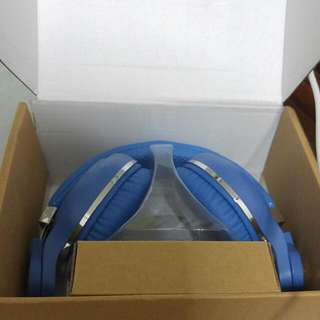 Bluedio T2+ Turbine Hurricane (Blue)