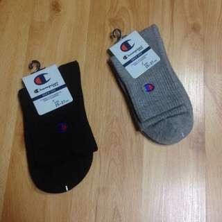 (已售出)champion 襪子 全新吊牌未拆