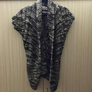 Bershka 長版毛衣罩衫