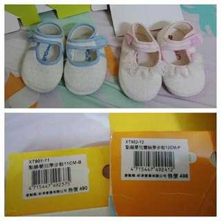 台灣製GMP嬰兒學步鞋 寶寶鞋