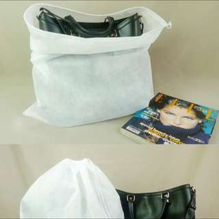 Large Drawstring Dust Bag