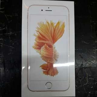 Apple iPhone 6s 64G 玫瑰金