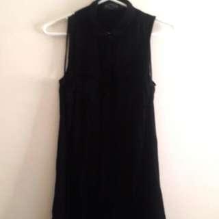 Evil Twin Shirt Dress Size 12