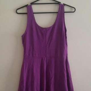 Top Shop Jersey Dress Size 12