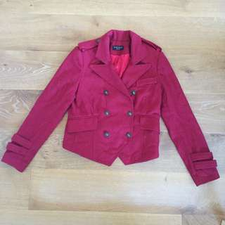 Just Jeans Military Style Jacket