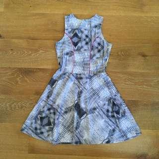 Pearl Skater Dress