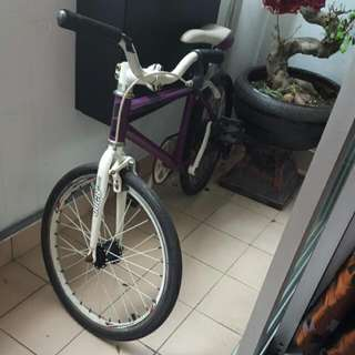 Pre❤❤❤ fixy bicycle for 7yo and above